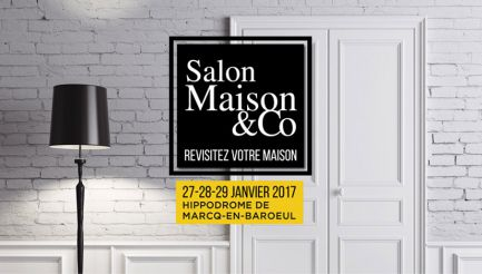 Salon maison co for Hippodrome de salon