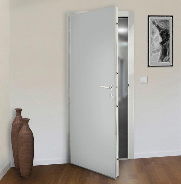 Diamant 1 porte blind e sur mesure pour appartement for Composition d une porte