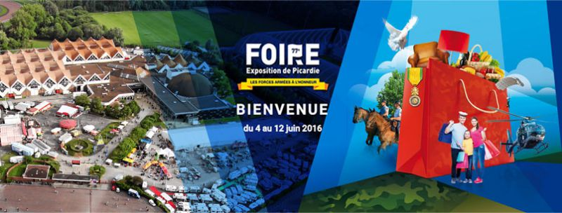 Foire exposition de picardie for Amiens foire expo