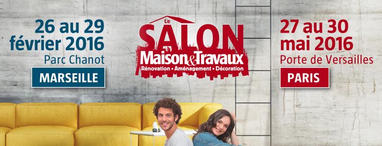 Le Salon Maison & Travaux 2016 3ème édition
